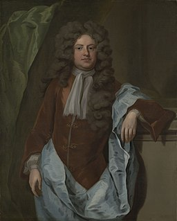 Charles Montagu, 1st Earl of Halifax English politician and noble