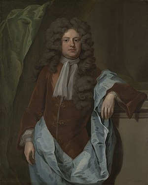 Charles Montagu, 1st Earl of Halifax - Image: 1st Earl Of Halifax
