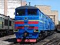 2ТЭ10М-2886, Kazakhstan, Karaganda region, Karaganda depot (Trainpix 132378).jpg