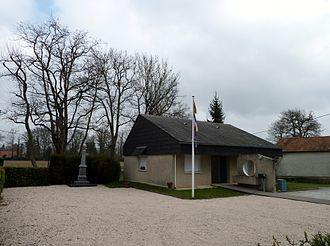 Saint-Jammes - Town Hall of Saint-Jammes