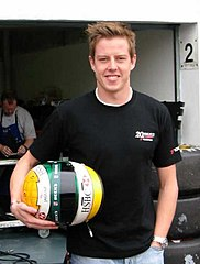 James Courtney w 2002 roku