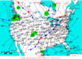 2006-01-20 Surface Weather Map NOAA.png
