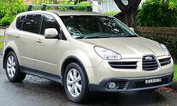 2006-2007 Subaru Tribeca (B9 MY07) R Premium Pack wagon (2011-11-17)