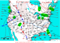 2007-04-09 Surface Weather Map NOAA.png