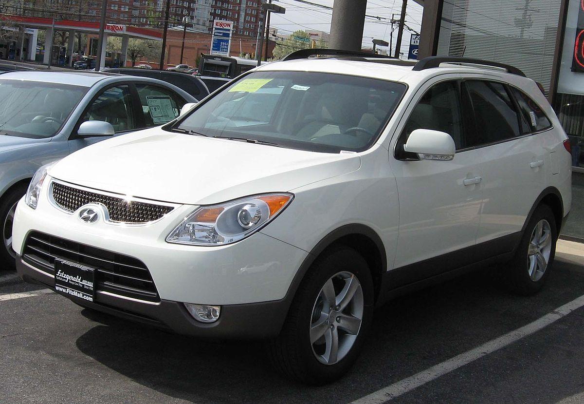 Hyundai Veracruz Вікіпедія