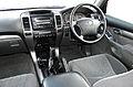 2007 Toyota Land Cruiser Prado (GRJ120R) GXL wagon (2011-04-22).jpg