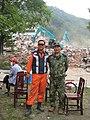 2008년 중앙119구조단 중국 쓰촨성 대지진 국제 출동(四川省 大地震, 사천성 대지진) IMG 1721.JPG