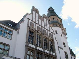 Gladbeck Place in North Rhine-Westphalia, Germany
