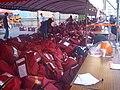 2008 ING Taipei Marathon Locker Service.jpg
