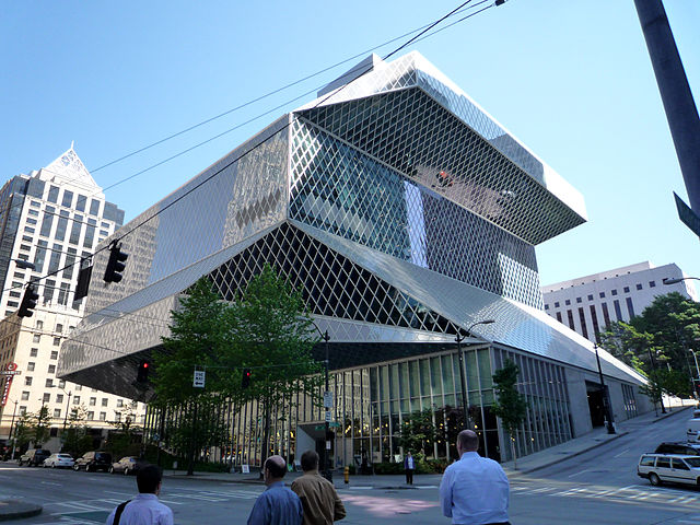 The Seattle Public Library - Central Library_2