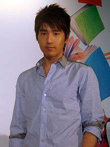 2010TIBE Day4 Hall1 Monga Photobook Event Mark Chao.jpg