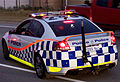 2012 Holden Commodore (VE II MY12) SV6 sedan, Western Australia Police (2015-11-14) 03.jpg