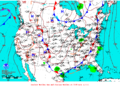 2013-06-30 Surface Weather Map NOAA.png