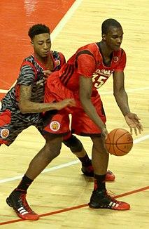 Noah Vonleh American basketball player