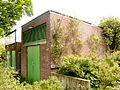 20130512 Amsterdam Nieuw-West Slotervaart Distribution substation at Tourniairestraat 04.JPG