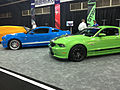 2013 Shelby GTS and GT350 (8403044591).jpg