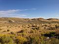 2014-09-08 08 42 40 View north from Interstate 80 near milepost 275 in Eureka County, Nevada.JPG