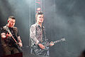 20140615-139-Nova Rock 2014-Avenged Sevenfold-Synyster Gates and Zacky Vengeance.JPG