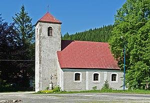 Bielice, Lower Silesian Voivodeship - Image: 2014 Kościół w Bielicach 06