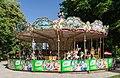 2014 Kutaisi, Park Besika Gabaszwili, Karuzela dla dzieci (02).jpg