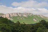 2014 Prowincja Tawusz, Widok z klasztoru Hagarcin (01).jpg