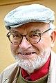 2015-11-02 WikiDACH 2015 Schwerin, (262) Der Ethnologe, Museologe und Autor Dr. Ralf Gaston Wendt, ehemals Direktor des Mecklenburgischen Volkskundemuseums.JPG