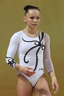 Maria Paseka Russian artistic gymnast