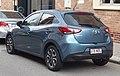 2015 Mazda2 (DJ) Genki hatchback (2018-08-27) 03.jpg