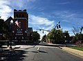 2016-10-11 14 55 39 View south along Virginia State Route 28 (Church Street) at Main Street in Manassas, Virginia.jpg
