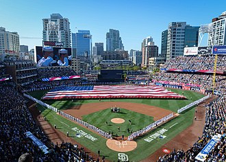 2016 Major League Baseball All-Star Game - Pre-game ceremonies at Petco Park