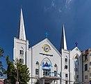 2016 Rangun, Kościół baptystów Emmanuela (06).jpg