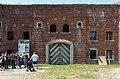 2016 Twierdza Srebrna Góra, fort główny (donżon) 6.jpg