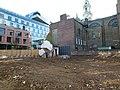2016 Woolwich, Grand Theatre demolition site 02.jpg