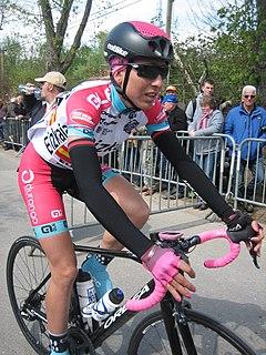 Margarita Victoria García Spanish cyclist