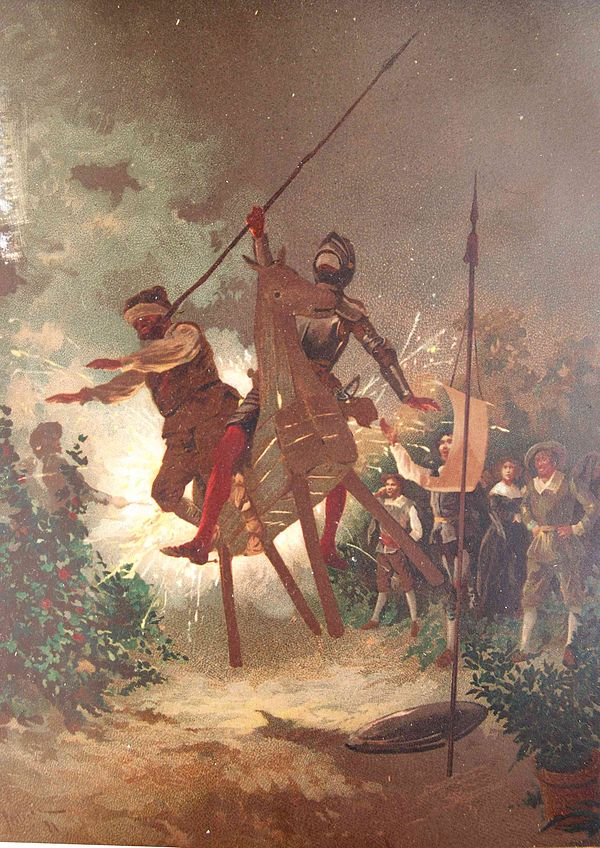 the characters of fools and kings in william shakespeares king lear and miguel cervantess don quixot This post has already been read 6522 times cardeniowritten by william shakespeare based on an episode in miguel cervantes' novel, don quixote.