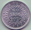 20 Sen - Kingdom of Cambodia (1959) Art-Hanoi 02.jpg