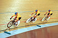 211000 - Cycling track Matthew Gray Greg Ball Paul Lake action 2 - 3b - 2000 Sydney race photo.jpg