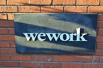 WeWork - WeWork office in Toronto.