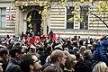 25. výročí Sametové revoluce na Albertově v Praze 2014 (22).JPG