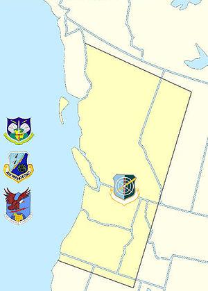 25th Air Division - 25th Air Division ADC/TAC/NORAD Region AOR 1966-1979