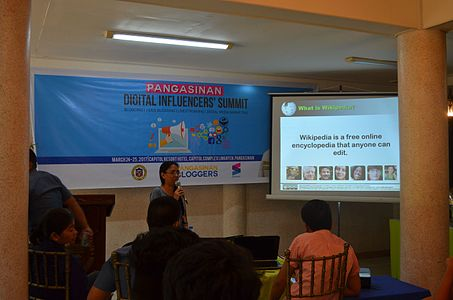 2nd Wikipedia Edit-a-thon in Pangasinan 19.JPG