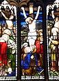 3. St. Giles' Cathedral, Edinburgh, Scotland, UK. Interior. Stained glass.jpg