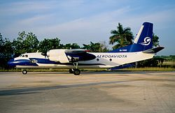 300ac - Aerogaviota Antonov 26; CU-T1432@BCA;23.06.2004 (4753019309).jpg