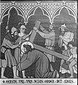 3 Jesus Falls for the First Time from the atelier Cuypers & Stolzenberg Sint-Mauritiuskerk, Schin op Geul.jpg