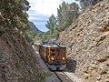 4, Spain, Balearic Islands, Majorca, Bunyola - Mirador del Pujol d'en Banya stretch (Trainpix 165572).jpg
