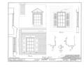 4-10 Grove Street (Row Houses), New York, New York County, NY HABS NY,31-NEYO,39- (sheet 3 of 7).png