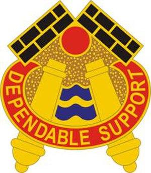 479th Field Artillery Brigade (United States) - Image: 479 FA Bde DUI