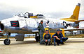 493d Fighter Squadron - North American F-86F-25-NH Sabre - 52-5403.jpg