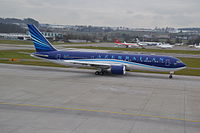 4K-AI01 - B763 - Azerbaijan Airlines