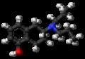 5-OH-DPAT molecule ball.png